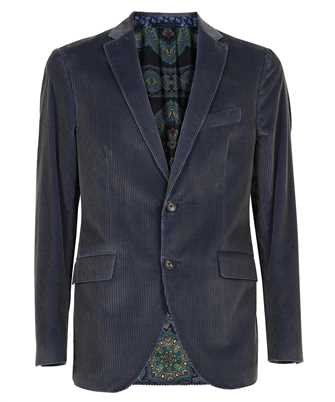Etro 11807 0079 RIBBED VELVET Jacket