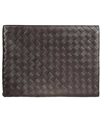 Bottega Veneta 607479 VCPQ5 DOUBLE-SIDED ZIP Document case