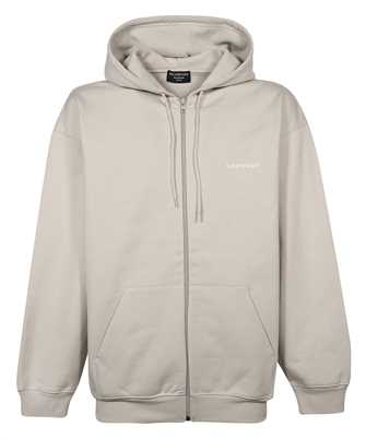 Balenciaga 641659 TIV55 MEDIUM-FIT ZIP UP Hoodie