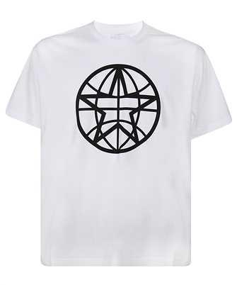 Burberry 8030917 GLOBE GRAPHIC T-shirt