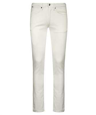 Acne Max White Jeans