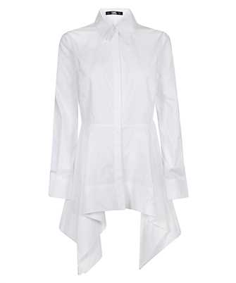 Karl Lagerfeld 210W1604 PEPLUM TUNIC Shirt