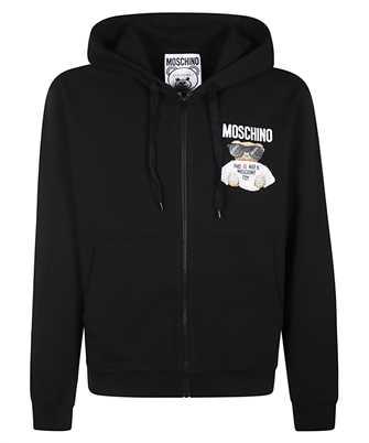 Moschino 1701 5227 MICRO TEDDY BEAR Hoodie