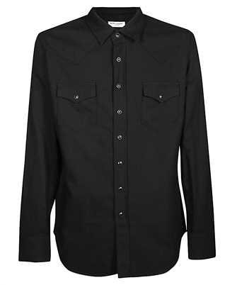 Saint Laurent 579104 Y515V WESTERN Shirt