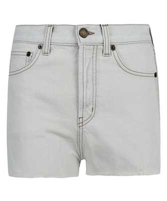 Saint Laurent 641899 Y01KB RAW-EDGE Shorts