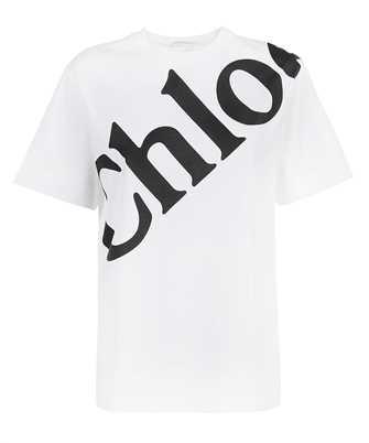 Chloé CHC21AJH13184 PRINTED T-shirt
