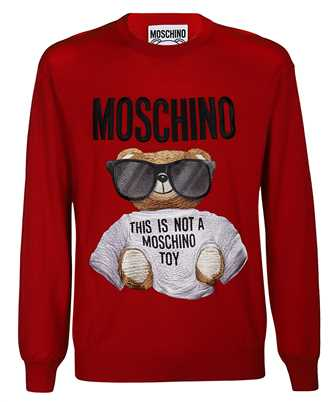 Moschino 0901 5200 MICRO TEDDY BEAR Knit