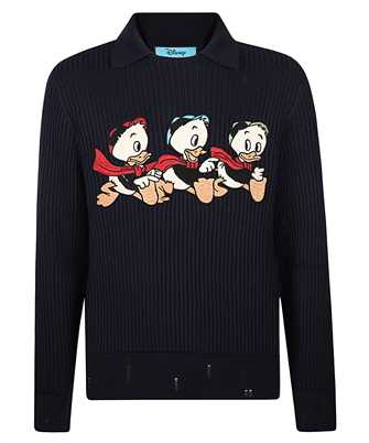 Gucci 645287 XKBPD DONALD DUCK COTTON WOOL Knit