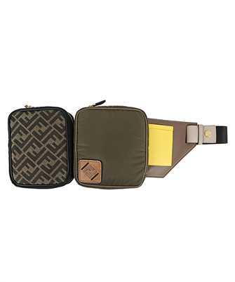 Fendi 7VZ052 AD1I MONOSTRAP Backpack