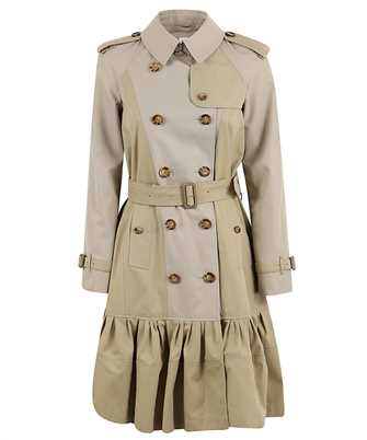Burberry 8026560 GATHERED DETAIL Coat