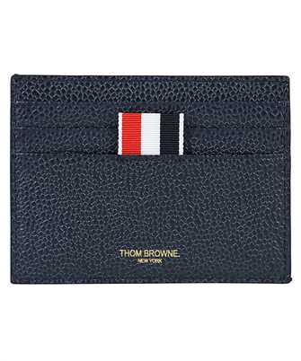Thom Browne MAW220A 00198 4 BAR APPLIQUE SINGLE Card holder