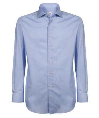 Brioni RCH10N P003U DINO HERRINGBONE Shirt