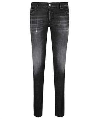 Dsquared2 S75LB0432 S30357 BLACK 2 WASH JENNIFER Jeans
