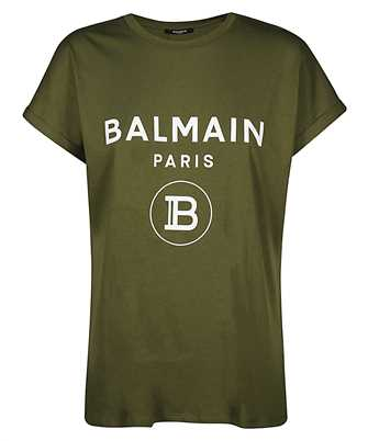 Balmain TF11351I365 T-Shirt