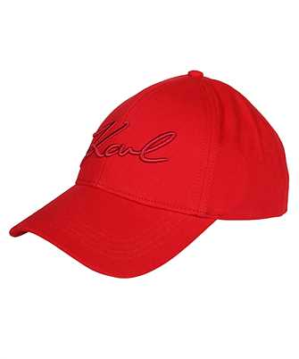 Karl Lagerfeld 201W3407 SIGNATURE Cap