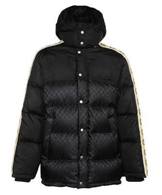 Gucci 598725 Z8AFZ JACQUARD PADDED Jacket