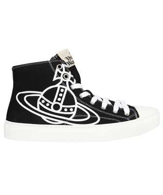 Vivienne Westwood 75010001M W0004 PLIMSOLL HIGH TOP Sneakers