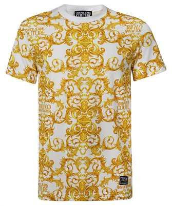 Versace Jeans Couture B3GWA7S0 S0155 LOGO BAROQUE PRINT T-shirt