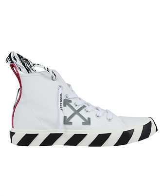 Off-White OMIA119R21FAB001 MID TOP VULCANIZED Sneakers