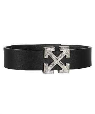 Off-White OMOA027E20LEA001 ARROW Bracelet