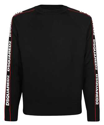 Dsquared2 S71HA0906 S16917 LOGO TAPE SKI Knit