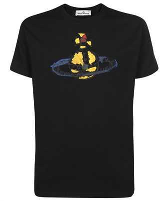 Vivienne Westwood 37010002 J001M GO O KID ORB CLASSIC T-shirt