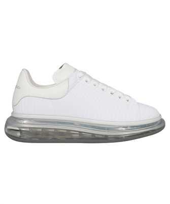 Alexander McQueen 634610 W4LA1 NAVY NEOPRENE Sneakers
