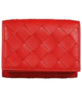 Bottega Veneta 635561 VCPP2 TRI-FOLD Wallet