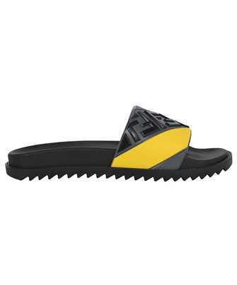 Fendi 7X1377 AF5M FF MOTIF Sandals
