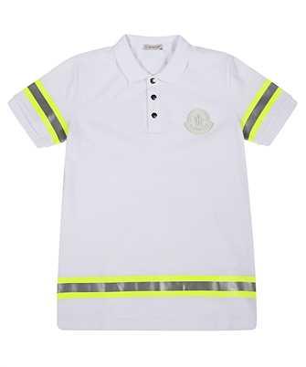 Moncler 8A702.20 8496W# Boy's polo