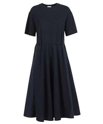 Moncler 8I723.10 84720 SHORT SLEEVE MIDI Dress