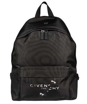 Givenchy BK508HK17P ESSENTIAL U RING LOGO Backpack