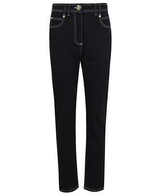 Balmain VF15460D109 SKINNY HIGH WAISTED Jeans