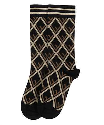 Fendi FXZ539 A5NQ Socks