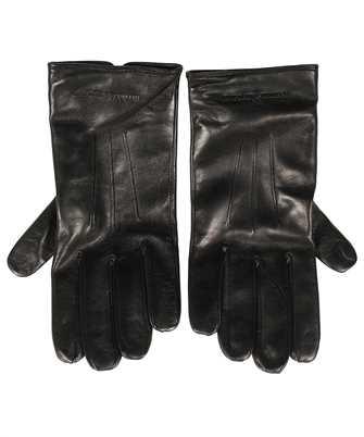 Emporio Armani 624139 CC203 LEATHER Gloves