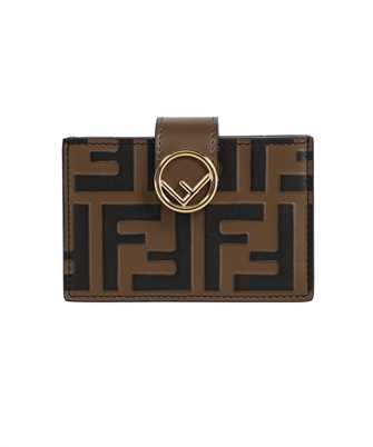 Fendi 8M0301 AAFM FLAT F Card holder