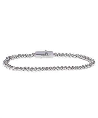 Tom Wood B01048NA01S925 7.0 CURB Bracelet