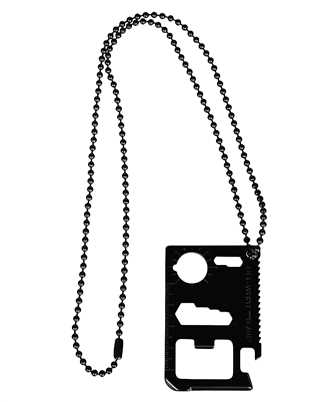 Off-White OMOB031R20253001 MULTITOOL Necklace
