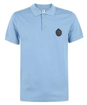 BERLUTI R19JPS47 002 LEATHER CREST Polo