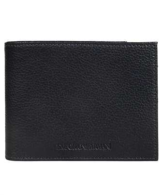 Emporio Armani Y4R165 YEW1E TUMBLED LEATHER Wallet