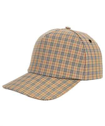 Burberry 8044067 TRUCKER MINI CHECK Cap