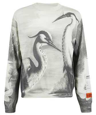 Heron Preston HMHE006F20KNI001 Sweatshirt