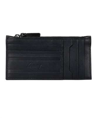 Brioni OHTY0L P9721 HORIZONTAL CC Card holder