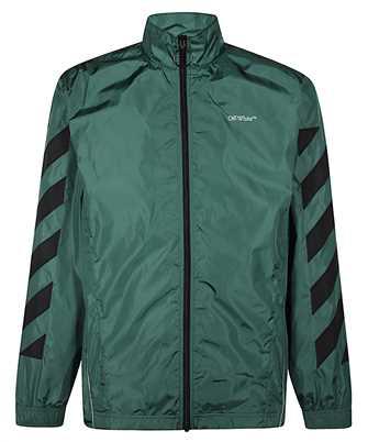 Off-White OMEA233E20FAB002 DIAG NYLON Jacket
