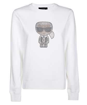 Karl Lagerfeld 201W1800 K/IKONIK SPARKLE Sweatshirt