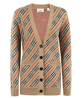 Burberry 8033236 STRIPE MERINO WOOL Knit