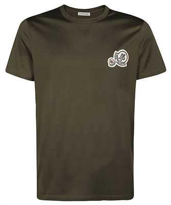 Moncler 8C781.00 8390Y T-shirt