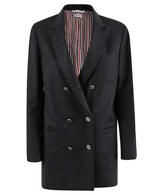 Thom Browne FBC335A-00021 FLANNEL Jacket