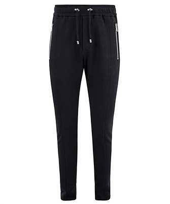 Balmain UH15462I364 3D EFFECT Trousers