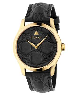 Gucci Timepieces YA1264034A 126MD BLK CLF/2NPVD/BLK CLF 38mm Watch